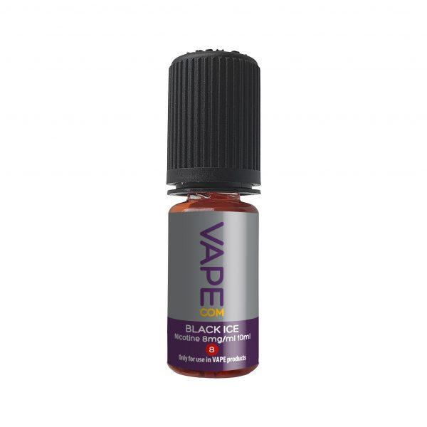 VAPEcom Black Ice E-liquid 10ml