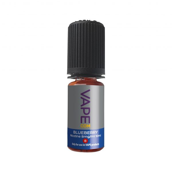 VAPEcom Blueberry E-liquid 10ml