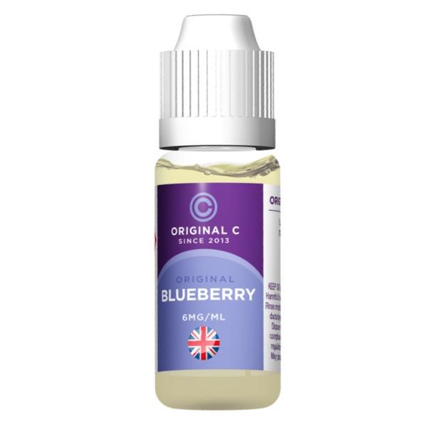 Original C Blueberry E-Liquid 10ml (Original Cirro Flavour)