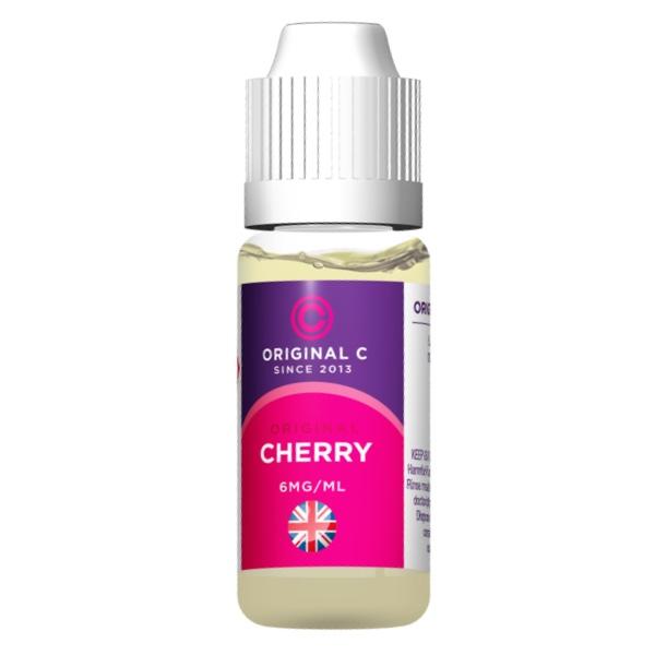 Original C Cherry E-Liquid 10ml (Original Cirro Flavour)