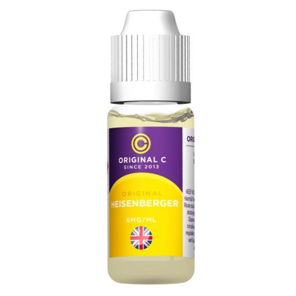 Original C Heisenberger E-Liquid 10ml (Original Cirro Flavour)
