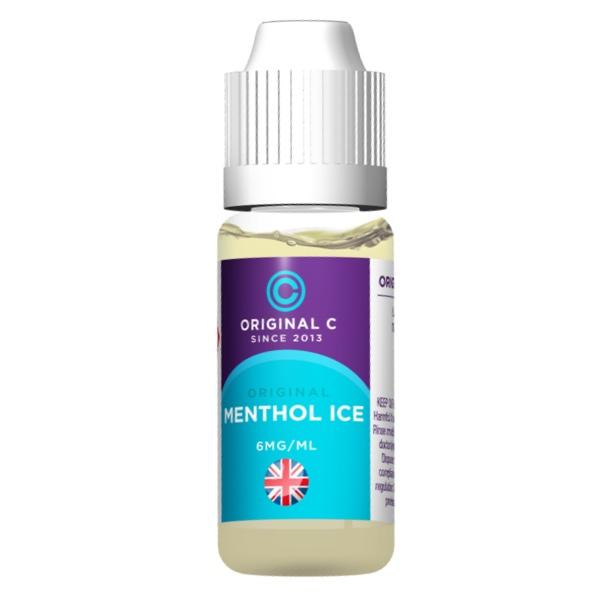 Original C Menthol Ice E-Liquid 10ml (Original Cirro Flavour)