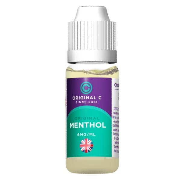 Original C Menthol E-Liquid 10ml (Original Cirro Flavour)